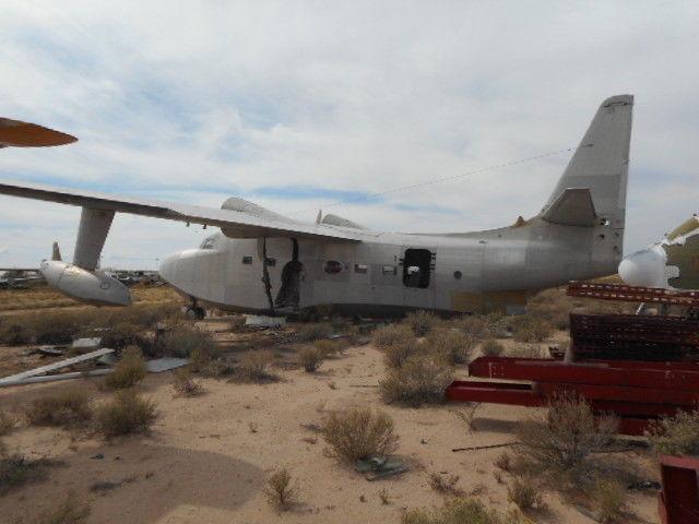project 1955 Grumman HU 16C Albatross aircraft