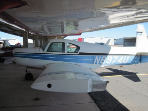 project 1964 Mooney M20e, SN 334 aircraft for sale