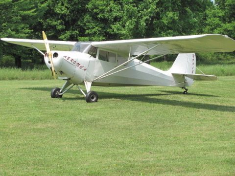 recovered body 1946 Aeronca 11AC Chief aircraft for sale