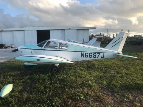 repaired damage 1968 Piper Cherokee PA-28-140 aircraft for sale