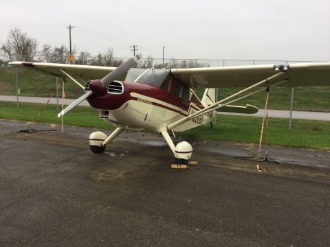 clean 1947 Stinson 108 2 Station Wagon for sale
