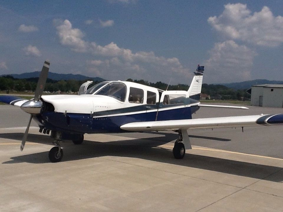 fuel injected 1976 Piper Lance aircraft for sale