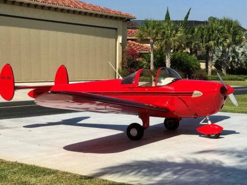 mint condition 1949 Ercoupe 415G aircraft for sale