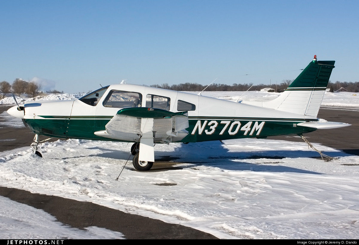 nearly complete 1978 Piper Arrow aircraft project for sale