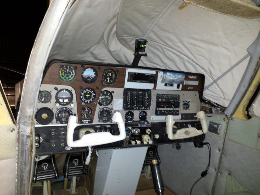 new parts 1971 Beech Sundowner aircraft for sale