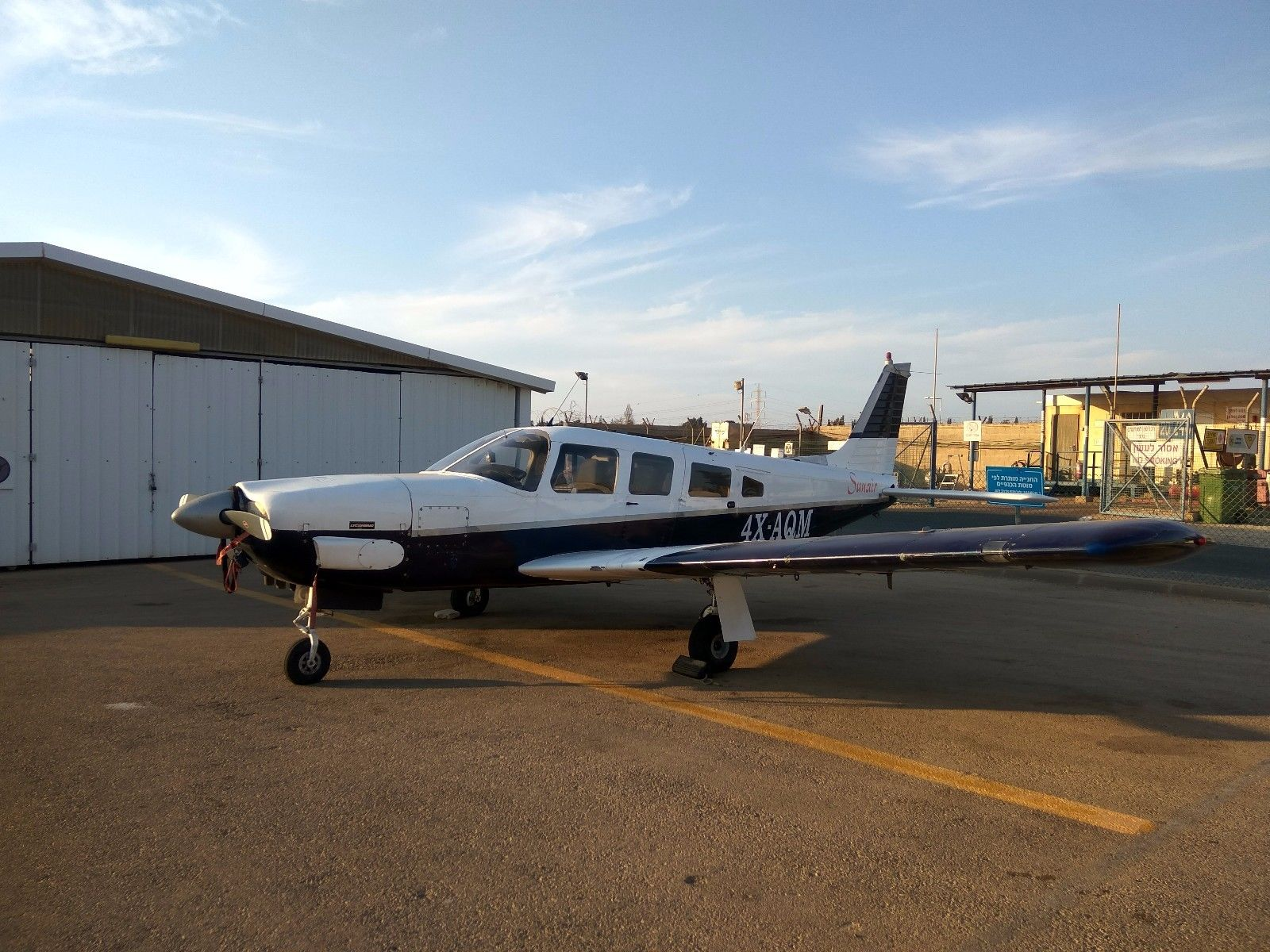 redone 1976 Piper Lance PA32 300R aircraft for sale