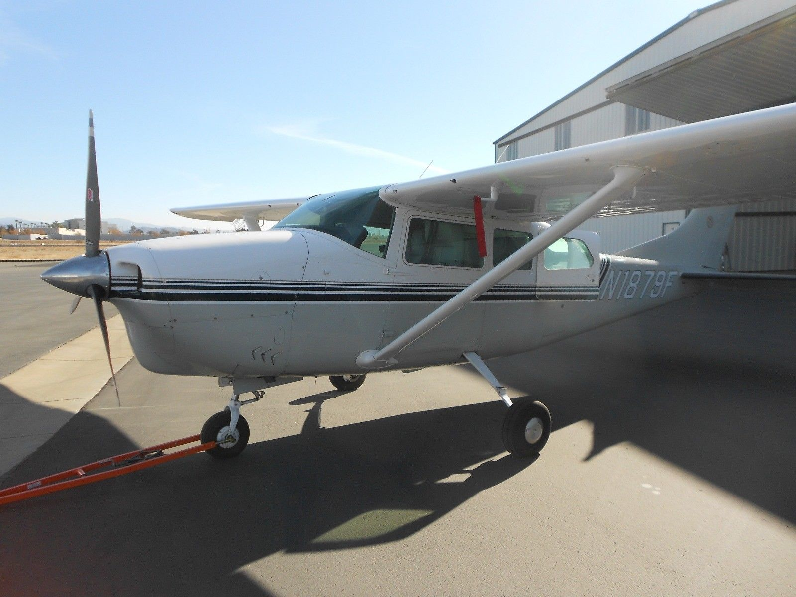 beautiful 1966 Cessna 210F aircraft for sale
