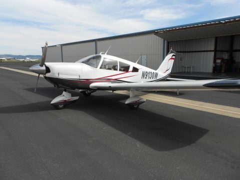 Excellent condition 1966 Piper Cherokee 235 aircraft for sale