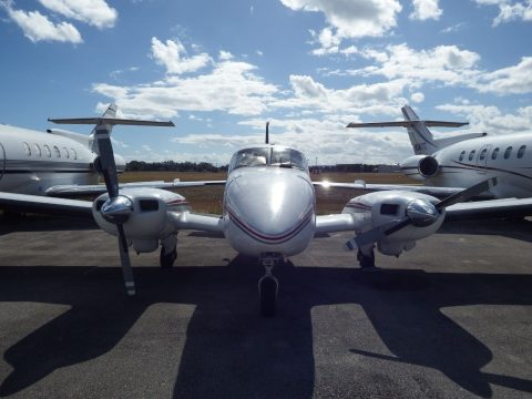 fully loaded 1975 Piper Aztec E Model for sale