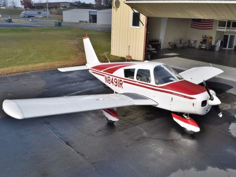 perfect condition 1966 Piper Cherokee 140 aircraft for sale