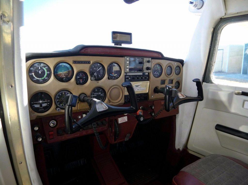 restored 1972 Cessna 150L Trainer Commuter Aircraft