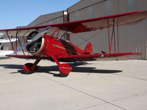 stunt plane 1930 WACO RNF aircrat for sale