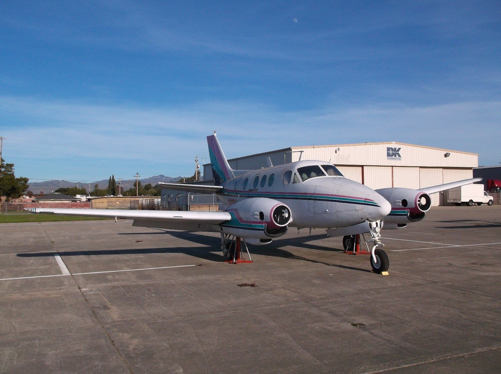 complete body 1966 Beechcraft KING AIR 90 aircraft for sale