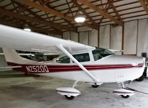 converted 1967 Cessna 182K Skylane aircraft for sale