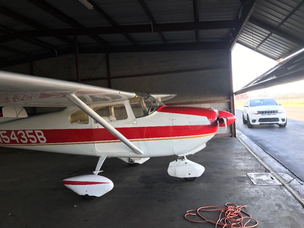 great shape 1956 Cessna 182 aircraft for sale