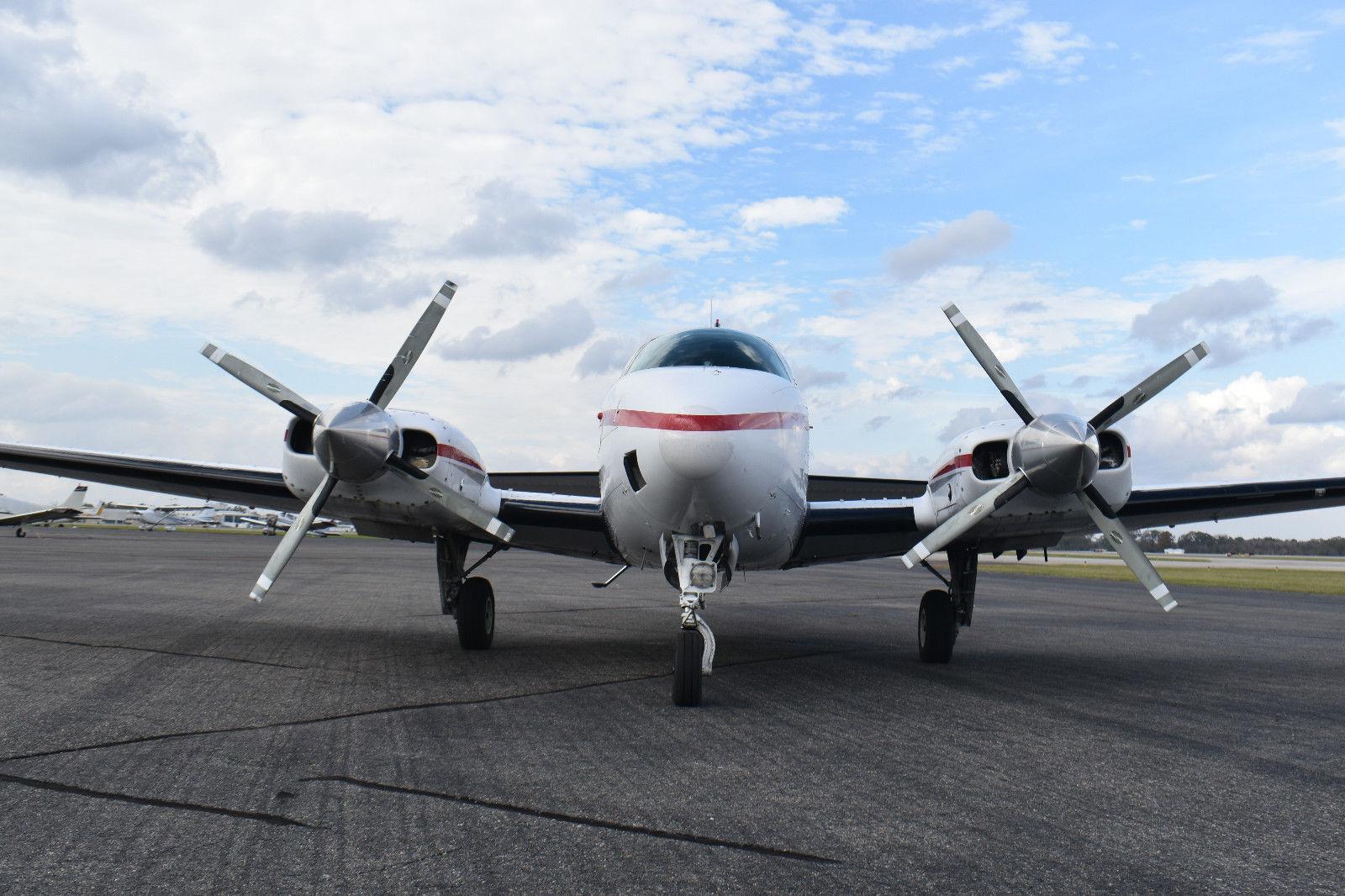 great shape 1973 Beechcraft foxstar Baron 58 aircraft for sale