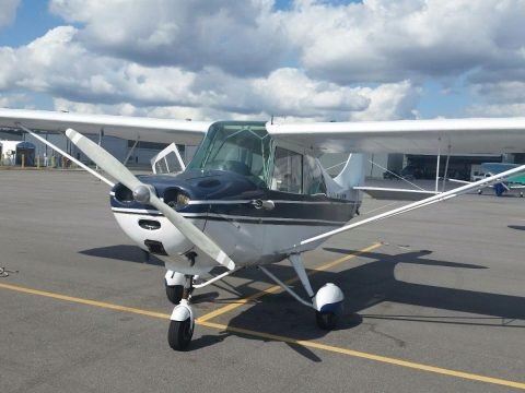 restored 1958 Bellanca aircraft for sale