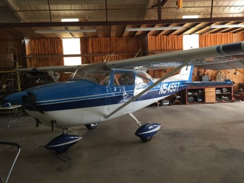 tip top shape 1964 Cessna 172F Skyhawk aircraft for sale