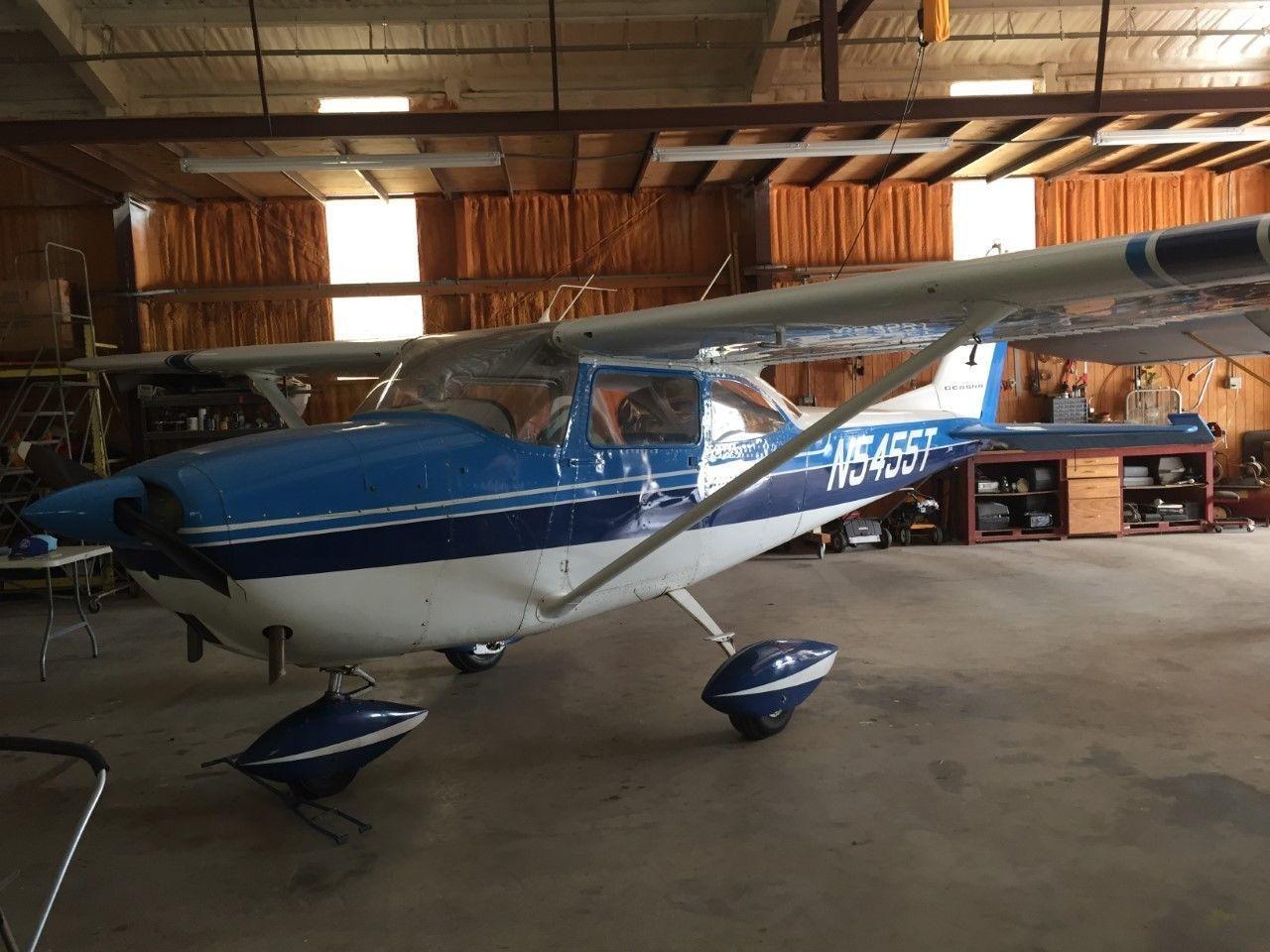 tip top shape 1964 Cessna 172F Skyhawk aircraft for sale