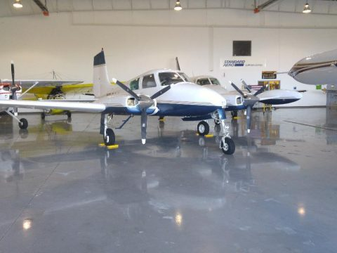 Beautiful recnt restoration 1958 Cessna 310C aircraft for sale