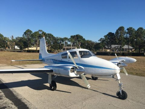 overhauled engine 1957 Cessna 310B aircraft for sale