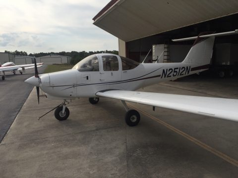 solid 1979 Piper PA 38 112 Tomahawk aircraft for sale