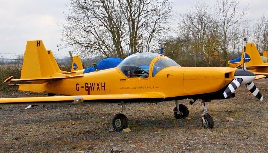 aerobatic 1996 Slingsby Firefly T67 M260 aircraft for sale