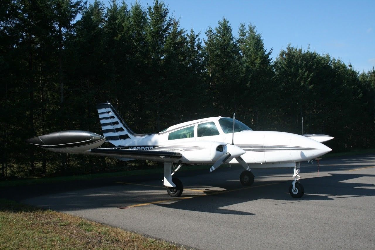 EXCELLENT and IMMACULATE 1975 Cessna 310R aircraft for sale