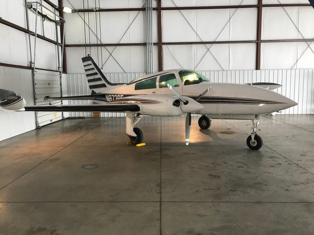 EXCELLENT and IMMACULATE 1975 Cessna 310R aircraft