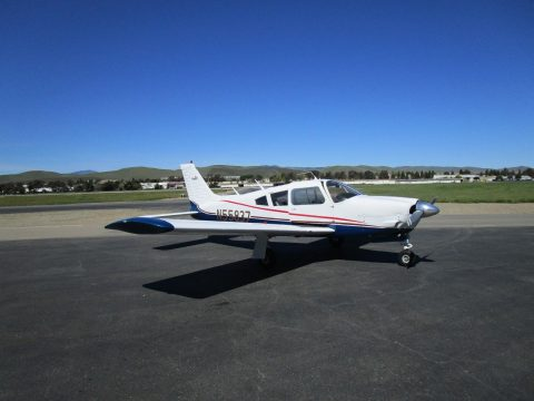 great shape 1973 Piper Arrow II aircraft for sale