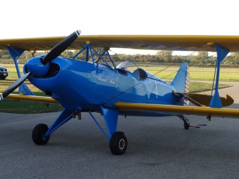 great shape 1998 Steen aircraft for sale