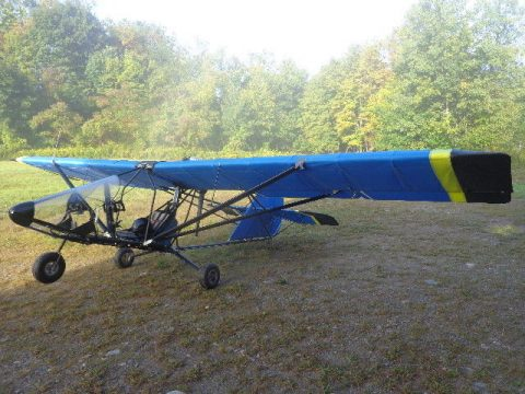 great shape 2001 Aerolite 103 aircraft for sale