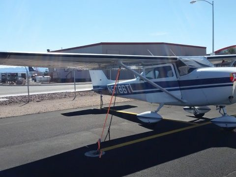 loaded 1964 Cessna 172E aircraft for sale