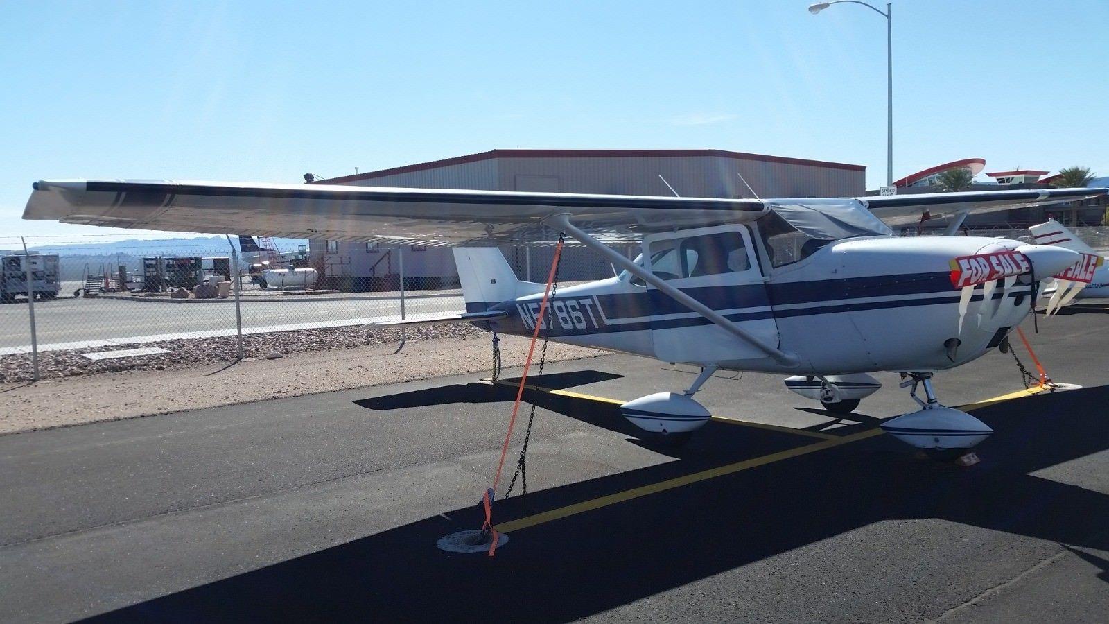 loaded 1964 Cessna 172E aircraft for sale