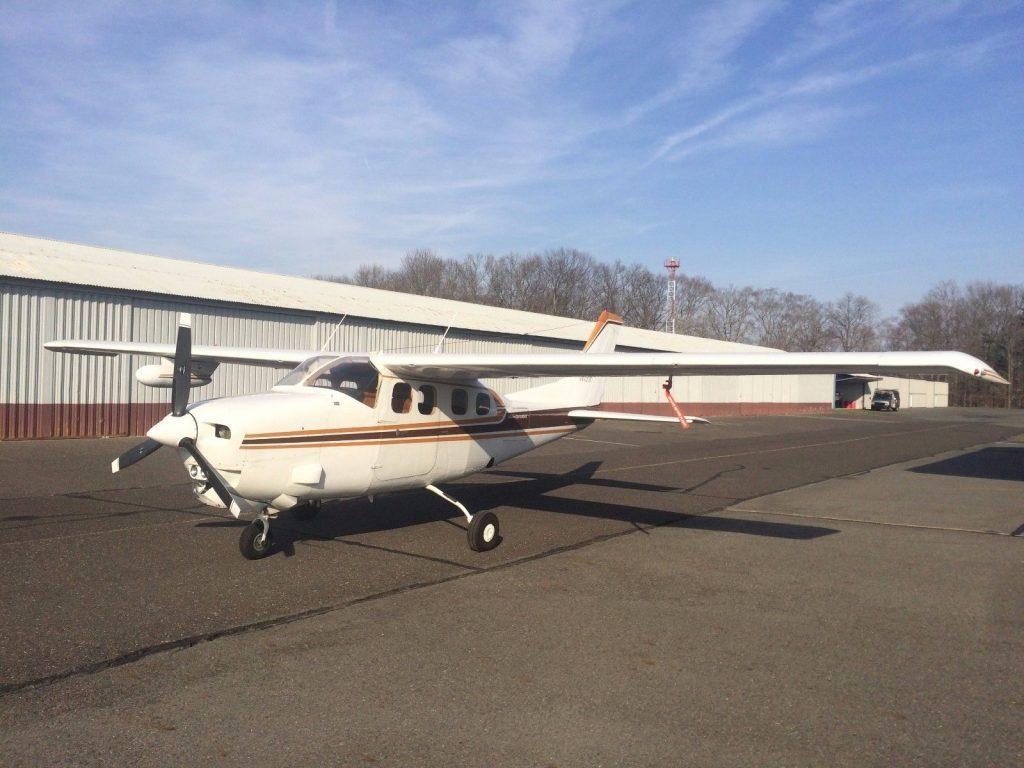 overhauled 1979 Cessna Centurion P210N aircraft