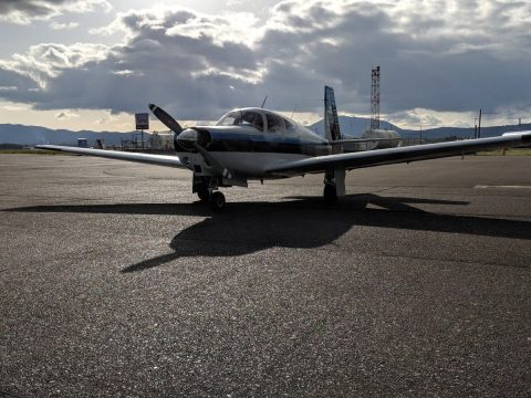 perfect shape 1974 Mooney M20C aircraft for sale