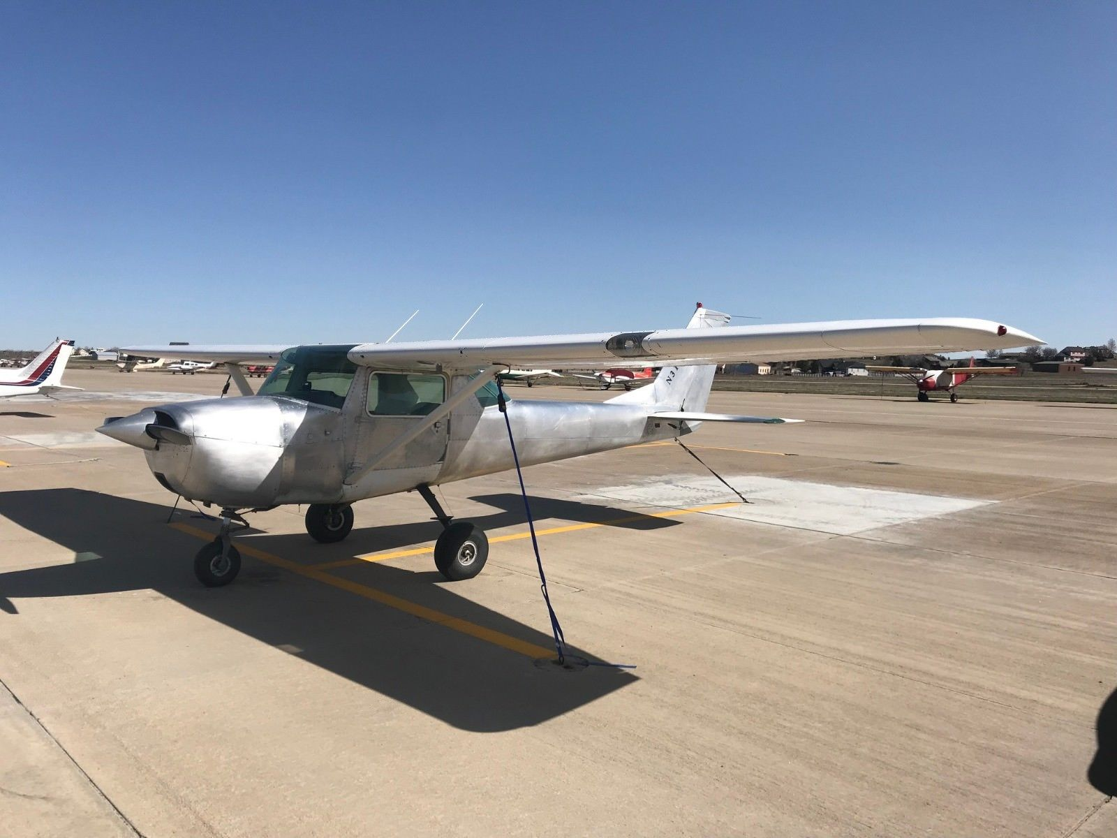 solid 1967 Cessna 150G aircraft for sale