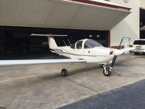 very comfortable 1979 Piper pa 38 112 TOMAHAWK aircraft for sale