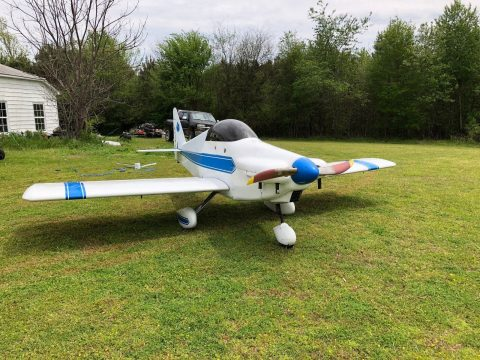 VW powered 2004 Sonerai II L Experimental Aircraft for sale