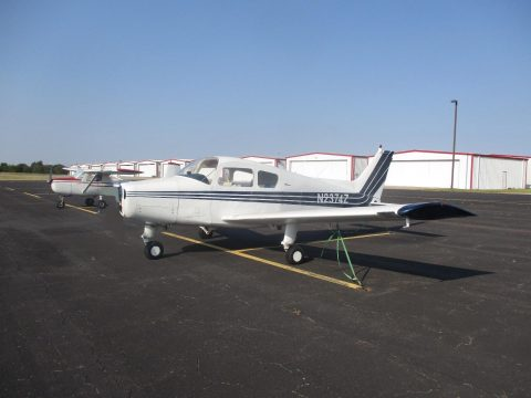 Airframe 1962 Beech 23 Musketeer aircraft for sale