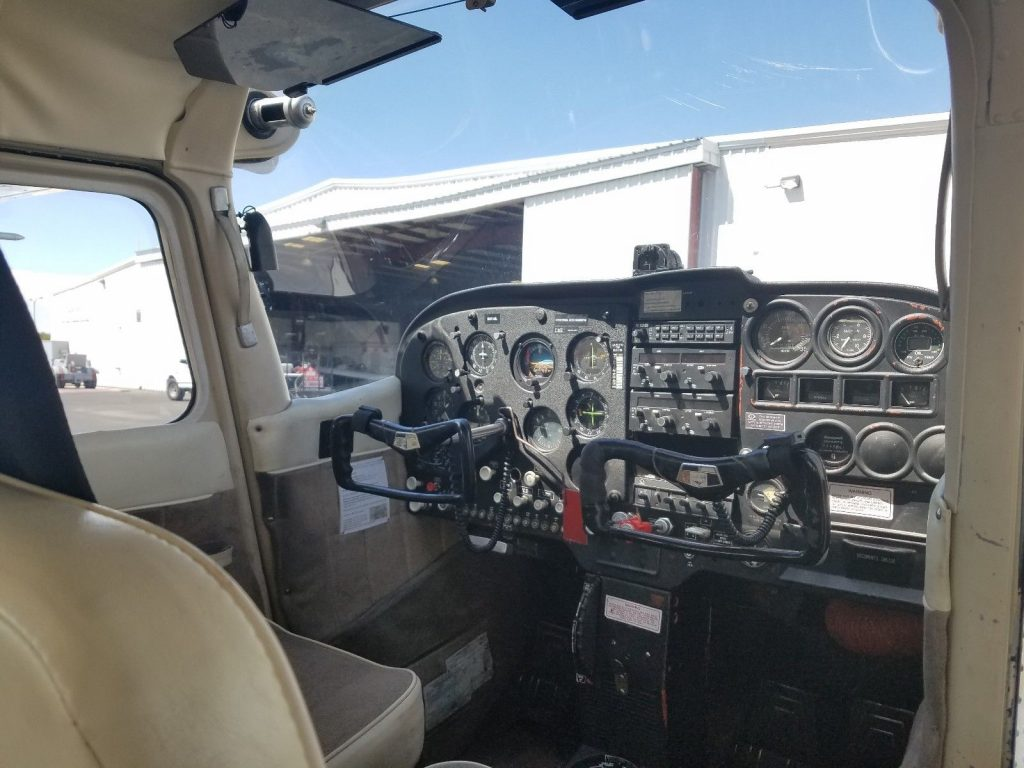 clean 1965 Cessna 172 Aircraft