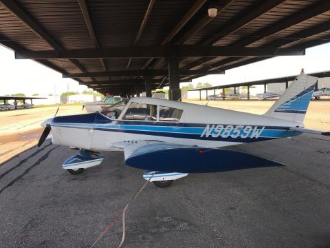 clean 1967 Piper Cherokee PA 28 140 aircraft for sale