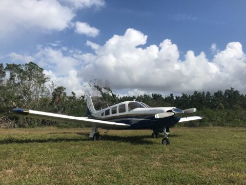 great condition 1976 Piper Lance aircraft for sale