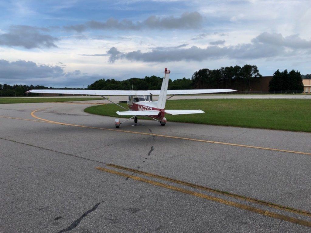 great shape 1975 Cessna 150 M aircraft