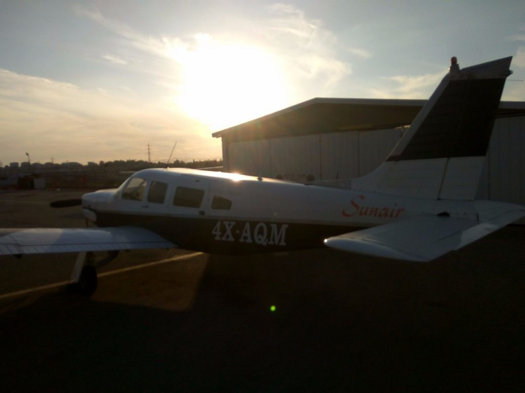 modified 1976 Piper Lance PA32 300R aircraft