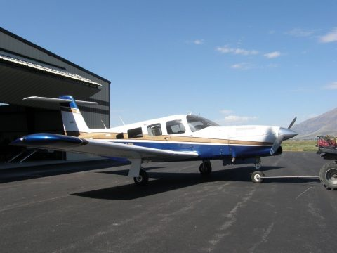 never damaged 1978 Piper Lance II aircraft for sale