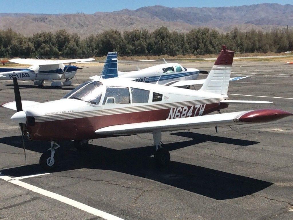 new parts 1965 Piper cherokee aircraft