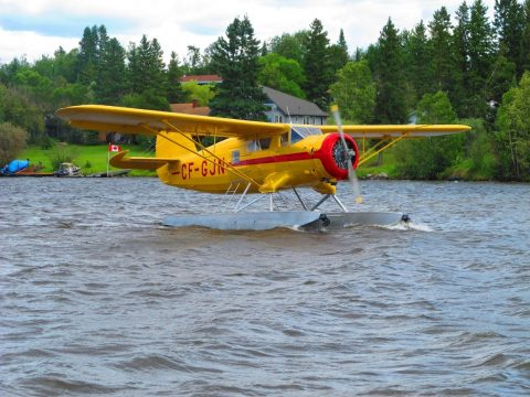 restored 1948 Norseman aircraft for sale