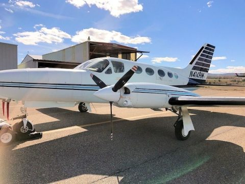 well maintained 1979 Cessna 414A aircraft for sale