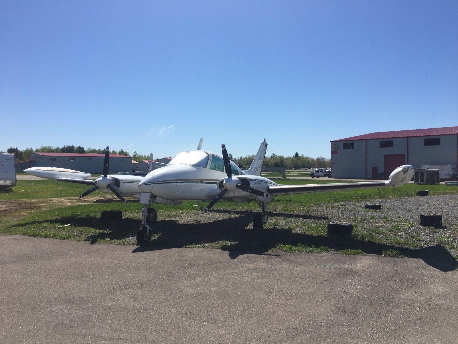 well serviced 1973 Cessna 310Q aircraft for sale